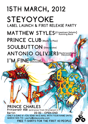 STEYOYOKE PARTY