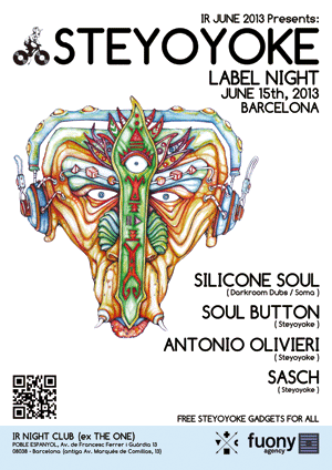 STEYOYOKE LABEL NIGHT